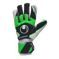 UHLSPORT SOFT HN COMPETITION Keepershandschoenen Zwart Groen