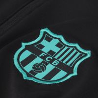 Nike FC Barcelona Strike Trainingspak CL 2020-2021 Kids Zwart Roze
