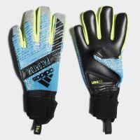 adidas PREDATOR PRO Keepershandschoenen Blauw Zilver