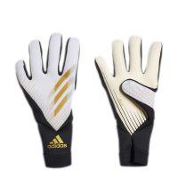 adidas X Keepershandschoenen League Wit Goud Zwart