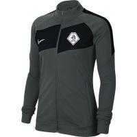 Nike KNVB Academy Pro Trainingsjack Vrouwen Antraciet Zwart