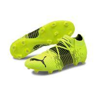 PUMA FUTURE Z 3.1 Gras / Kunstgras Voetbalschoenen (MG) Geel Zwart Wit