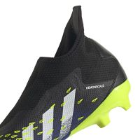 adidas Predator Freak.3 LL Gras Voetbalschoenen (FG) Zwart Wit Geel