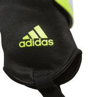 adidas X Match Scheenbeschermers Wit Geel