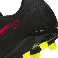 Nike Mercurial Vapor 14 Club Gras / Kunstgras Voetbalschoenen (MG) Kids Zwart Geel