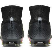 Nike Mercurial Superfly 8 Elite Gras Voetbalschoenen (FG) Zwart Geel