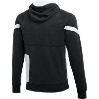 Nike Bankzitters Fleece Hoodie Zwart Wit