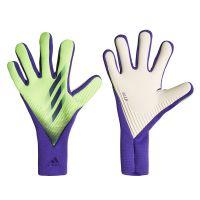 adidas X Keepershandschoenen Pro Groen Paars