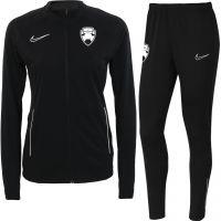 Nike Bankzitters Trainingspak Vrouwen Zwart Wit