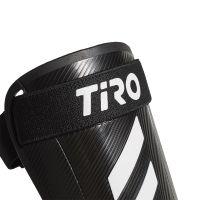 adidas Tiro Training Scheenbeschermers Wit Zwart