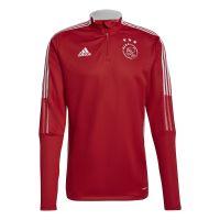 adidas Ajax Trainingstrui 2021-2022 Rood