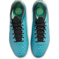 Nike Tiempo Legend 8 Elite Gras Voetbalschoenen (FG) Turquoise Wit Lime