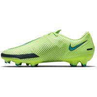 Nike Phantom GT Academy Gras / Kunstgras Voetbalschoenen (MG) Lime Turquoise
