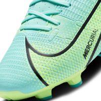 Nike Mercurial Vapor 14 Academy Gras / Kunstgras Voetbalschoenen (MG) Turquoise Lime