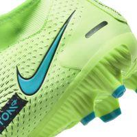 Nike Phantom GT Academy DF Gras / Kunstgras Voetbalschoenen (MG) Lime Turquoise