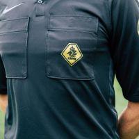 Nike KNVB Scheidsrechters Jubileumshirt Grijs