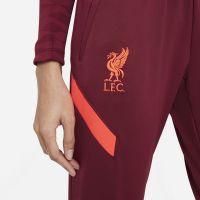 Nike Liverpool Strike Trainingsbroek 2021-2022 Dames Rood Felrood