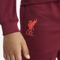 Nike Liverpool Strike Trainingspak 2021-2022 Kids (Peuters) Rood Felrood