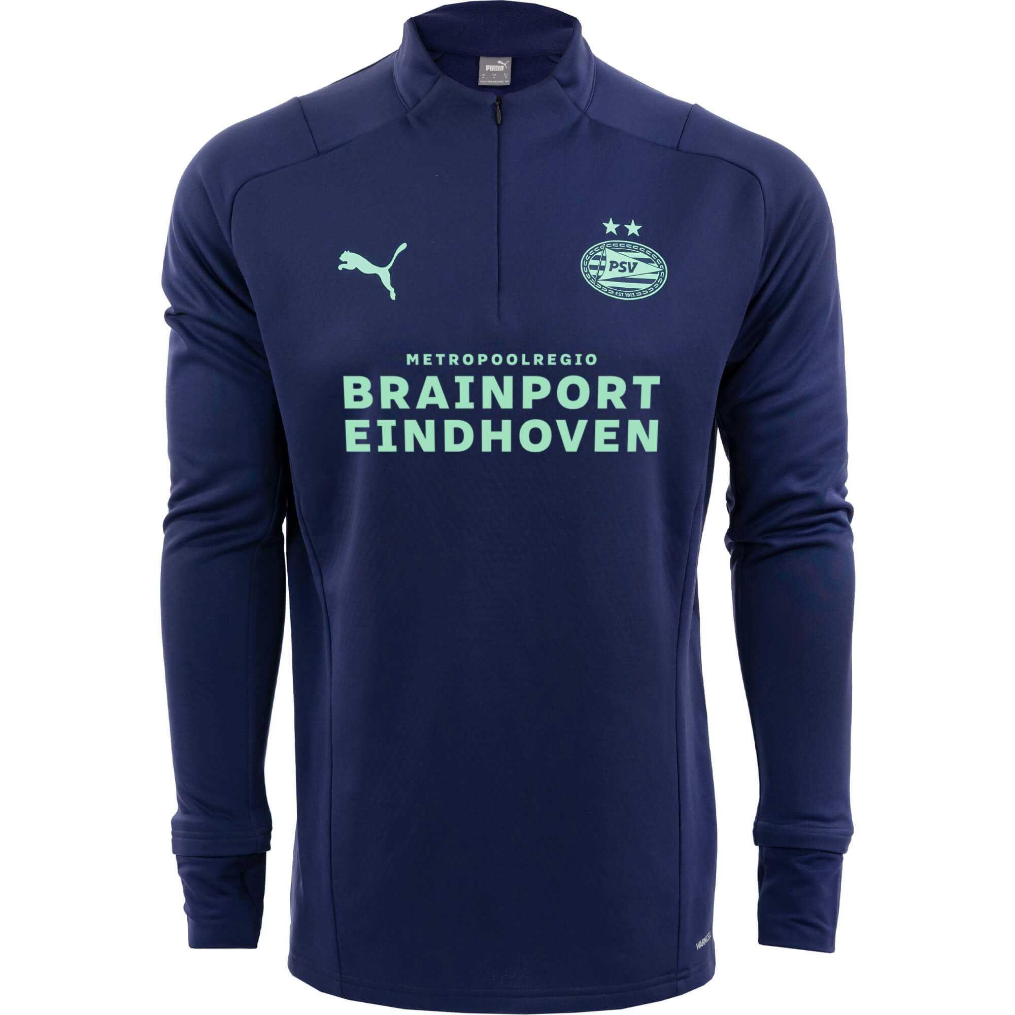 PSV Training Top Fleece Astral Aura 21/22