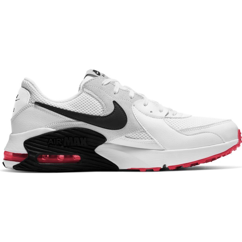 Nike Air Max Excee Sneaker Wit Zwart Rood