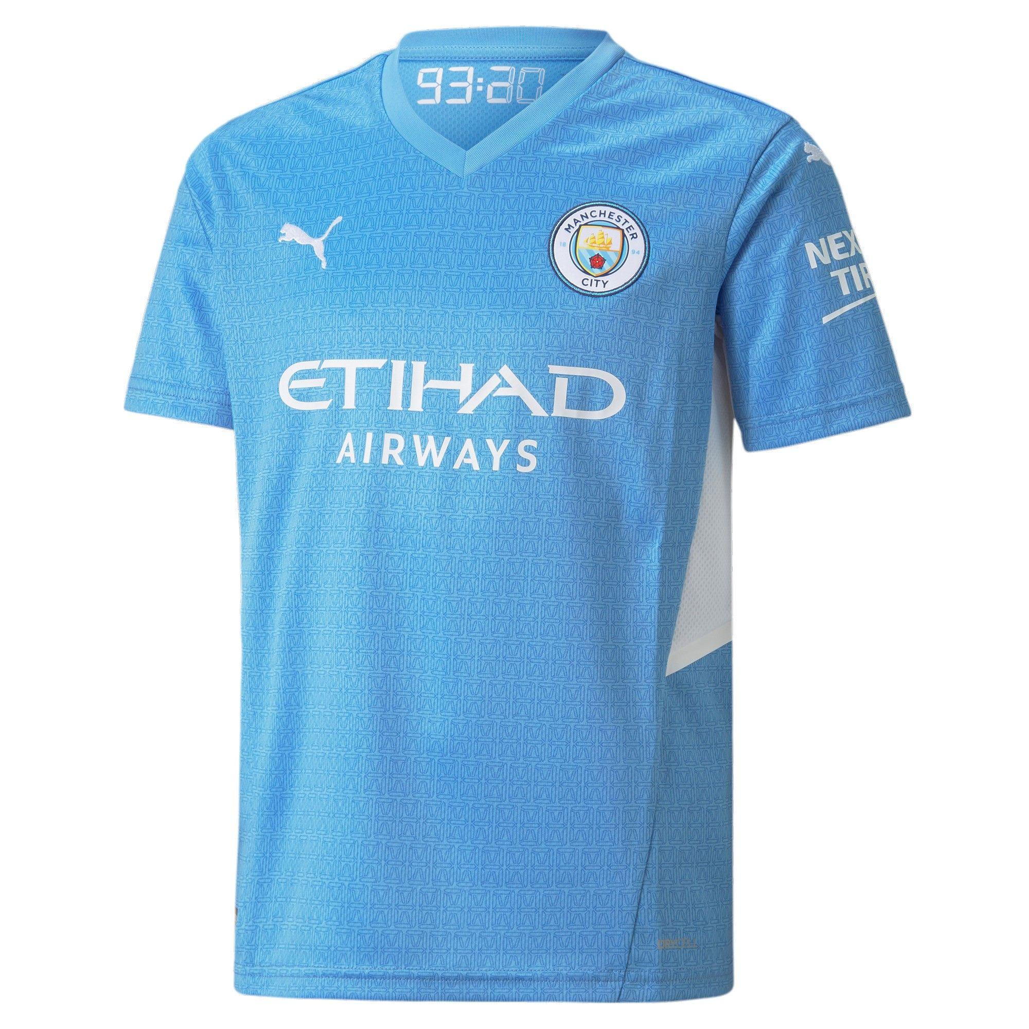 PUMA Manchester City Thuisshirt 2021-2022 Kids