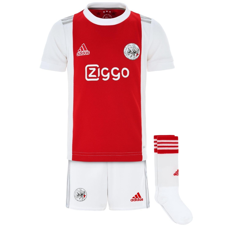 adidas Ajax Thuis Minikit 2021-2022 Kids
