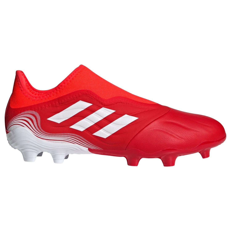 adidas Copa Sense.3 LL Gras Voetbalschoenen (FG) Rood Wit Rood