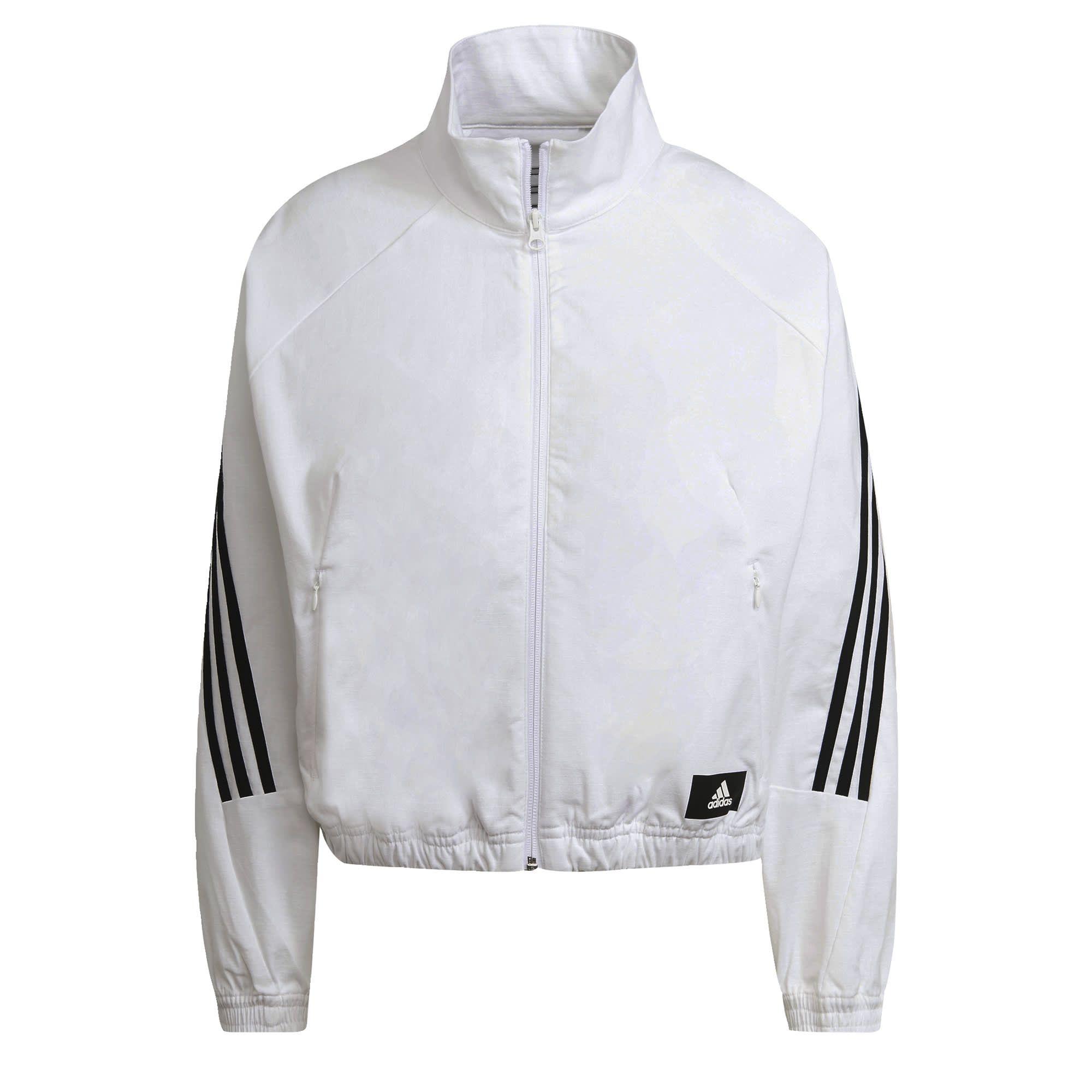 adidas Sportswear Future Icons Geweven Trainingsjack Dames Wit