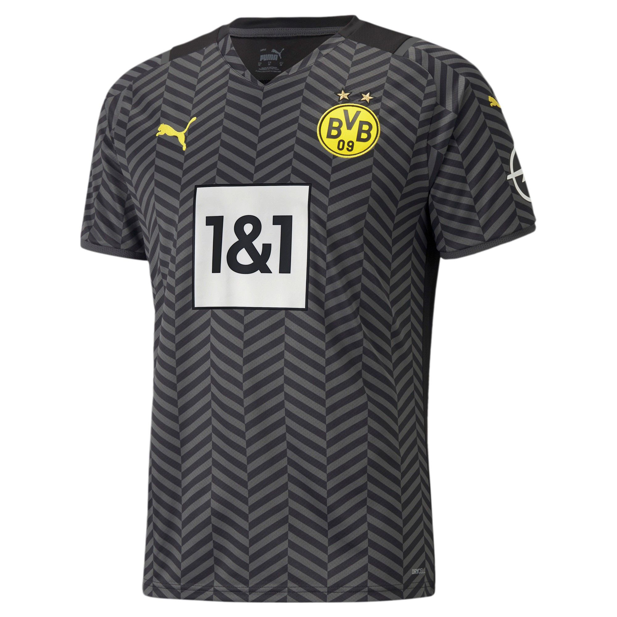 PUMA Borussia Dortmund Uitshirt 2021-2022