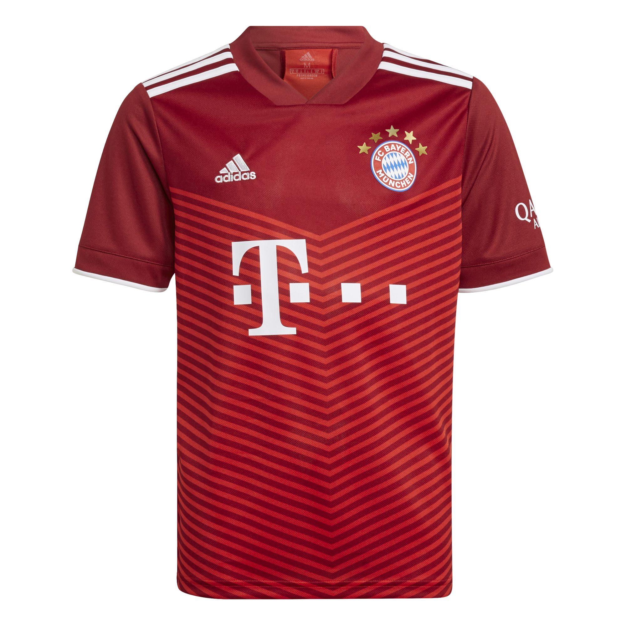 adidas Bayern Munchen Thuisshirt 2021-2022 Kids