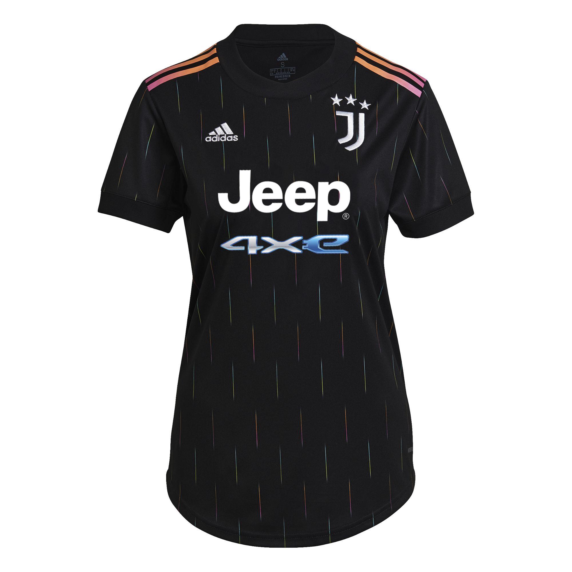 adidas Juventus Uitshirt 2021-2022 Dames