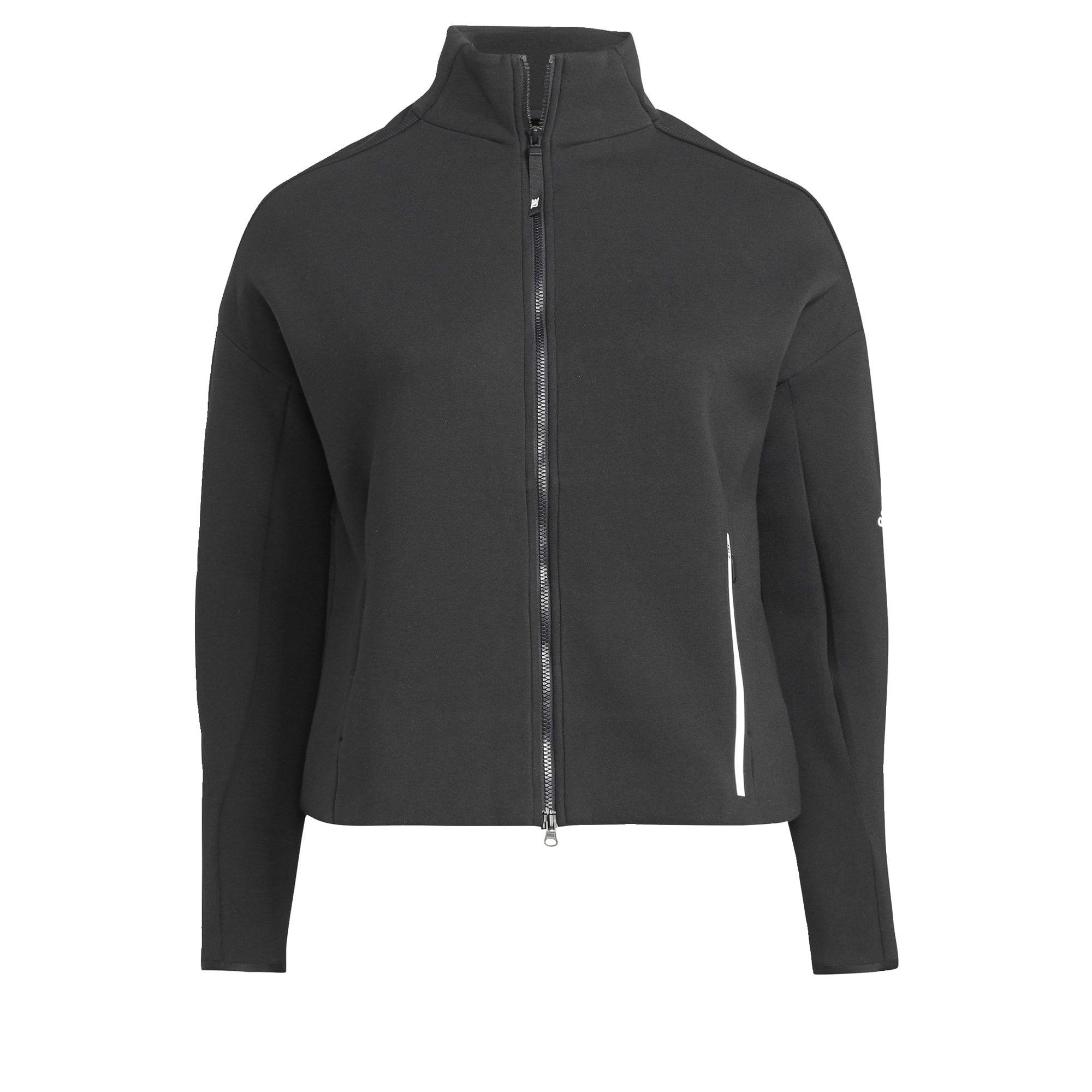 adidas Z.N.E. Sportswear Jack (Grote Maat) Dames Zwart