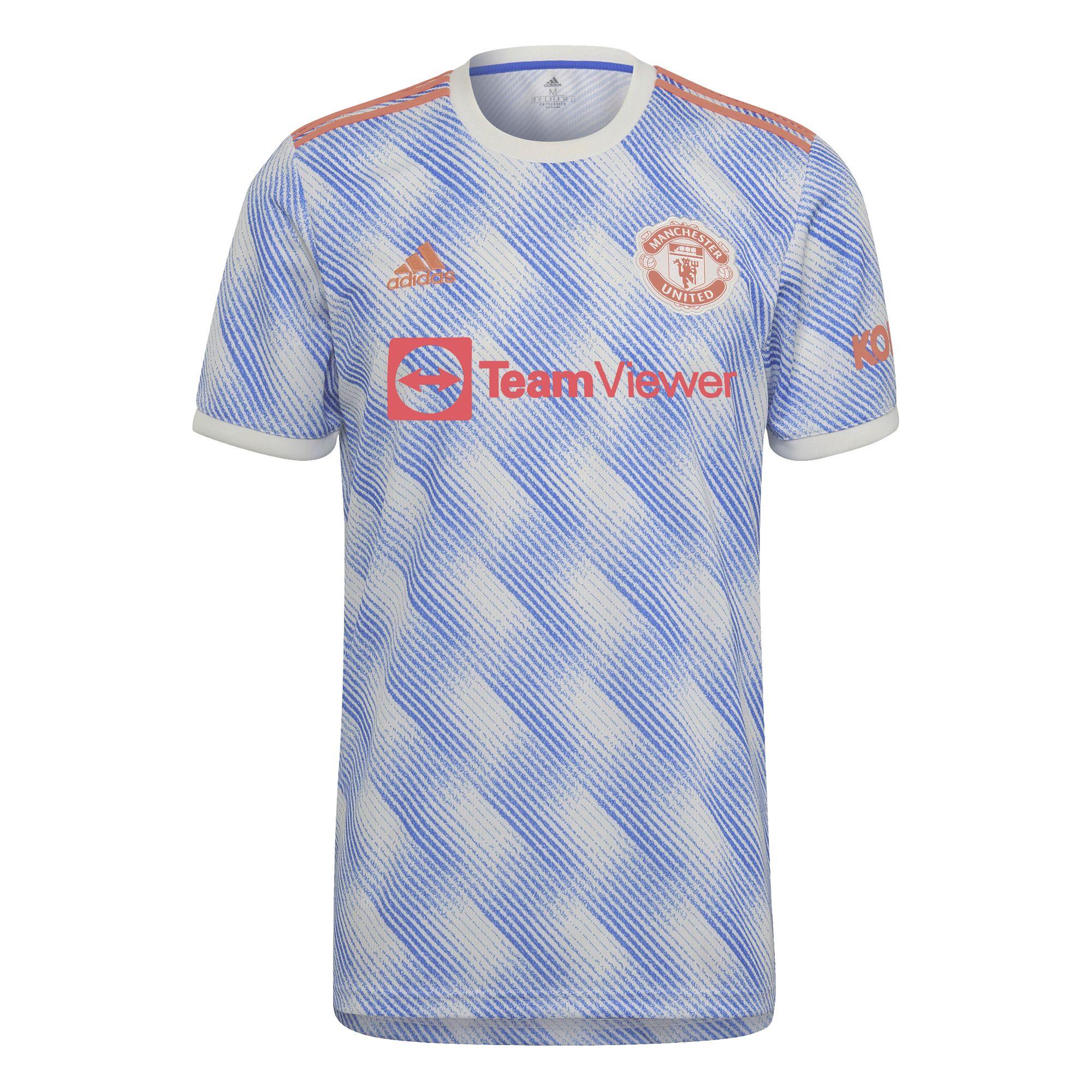 adidas Manchester United Uitshirt 2021-2022