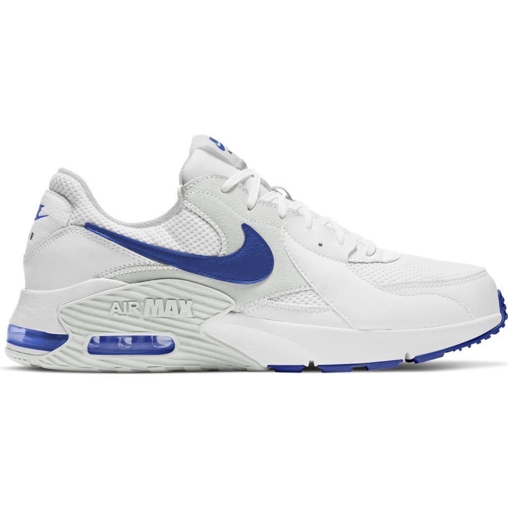 Nike Air Max Excee Sneakers Wit Blauw Grijs