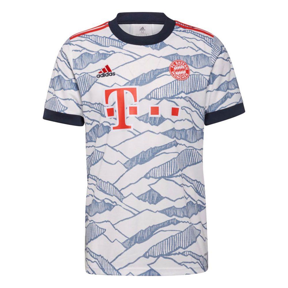 adidas Bayern Munchen 3e Shirt 2021-2022