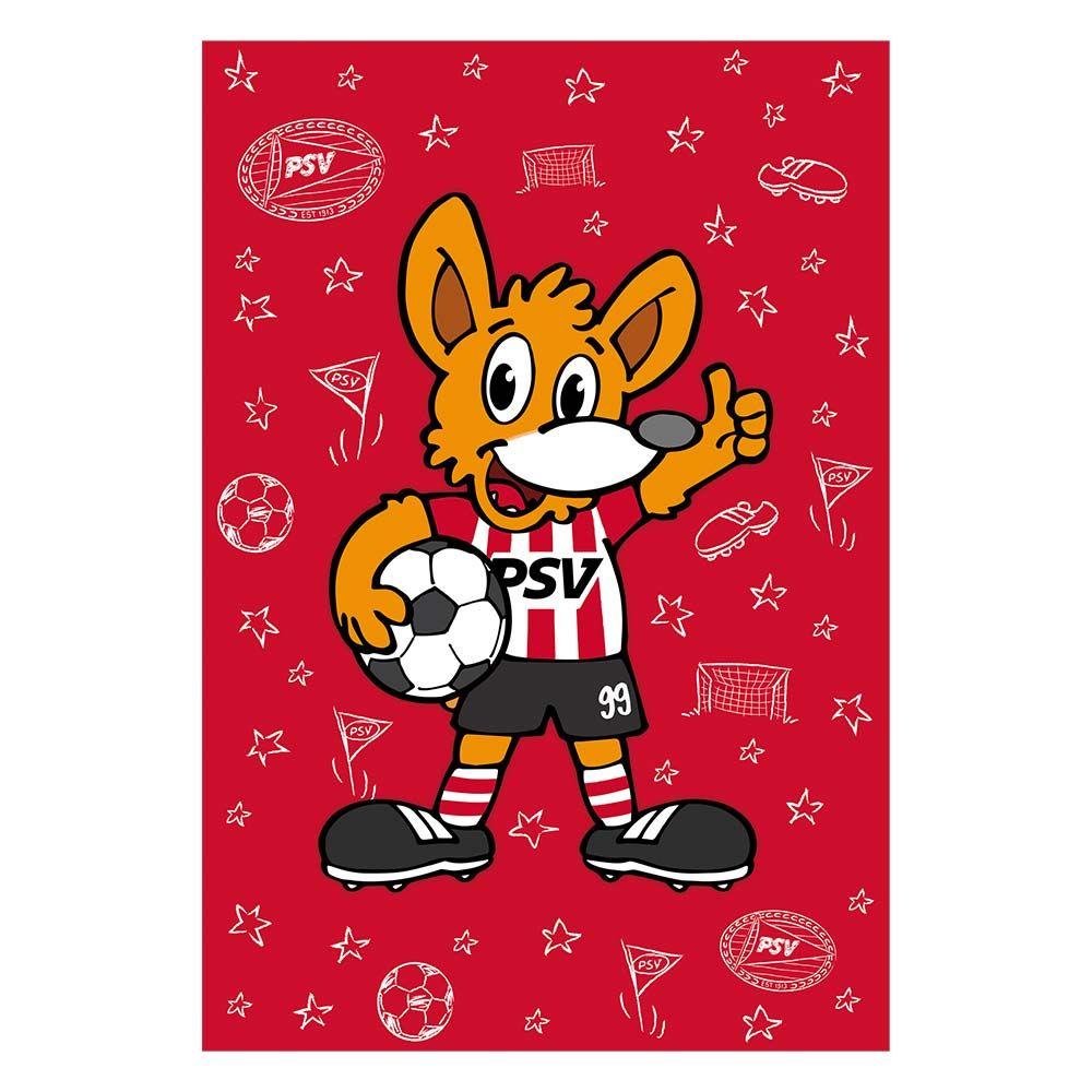 PSV Poster Phoxy Rood