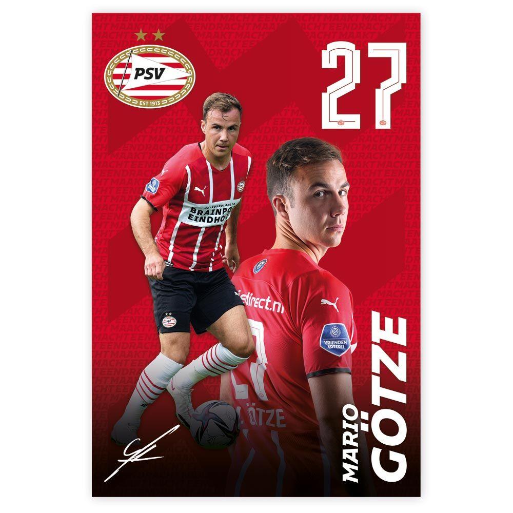 PSV Poster Götze 21-22