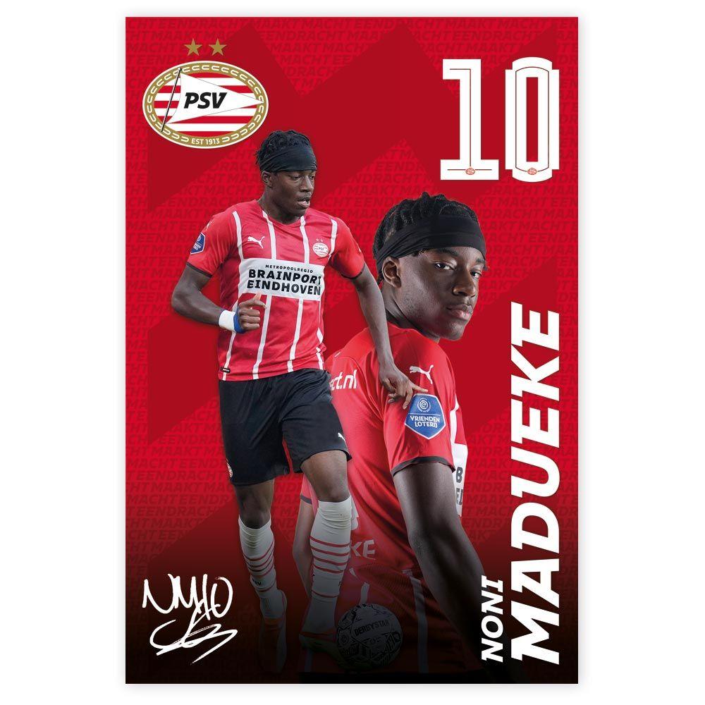 PSV Poster Madueke 21-22