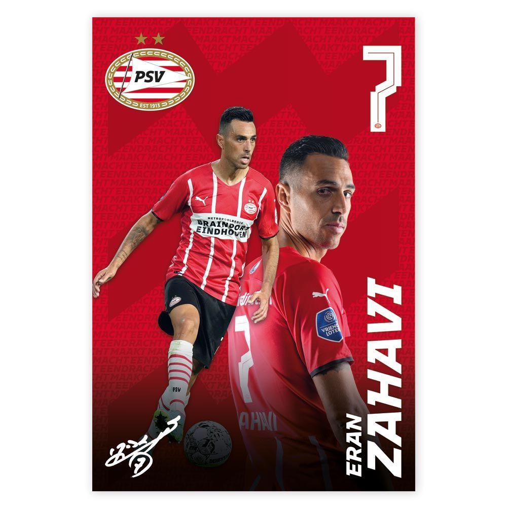 PSV Poster Zahavi 21-22