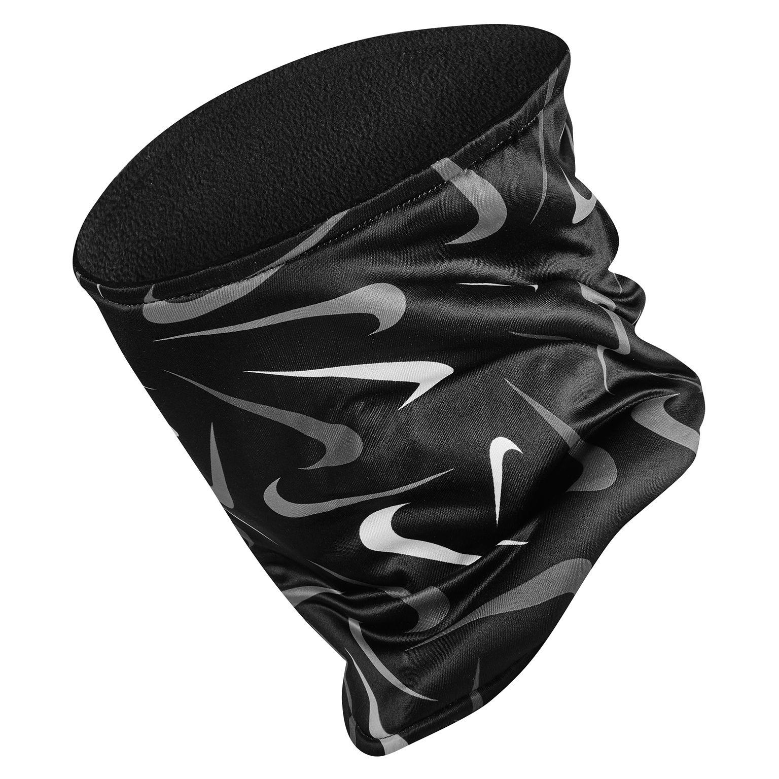 Nike Nekwarmer 2.0 Reversible Kids Zwart Wit