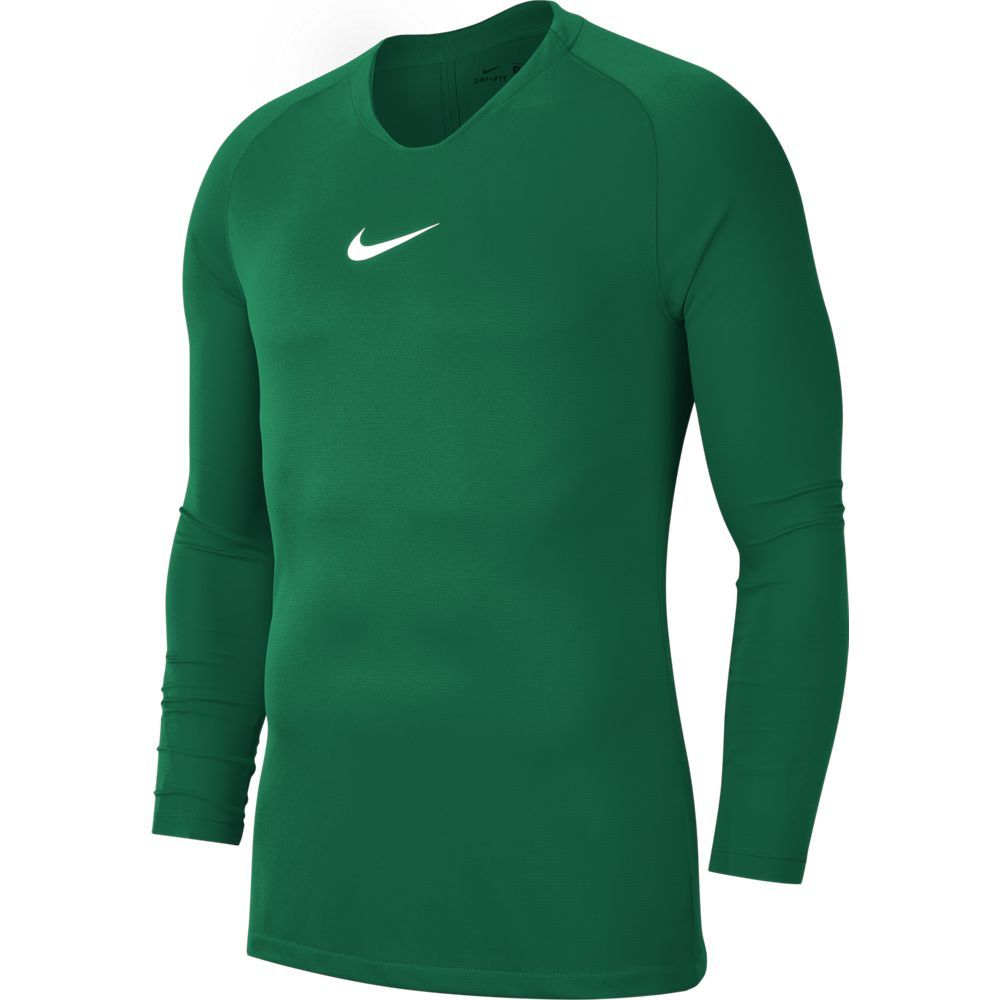Nike Dri-FIT Park Ondershirt Lange Mouwen Kids Groen
