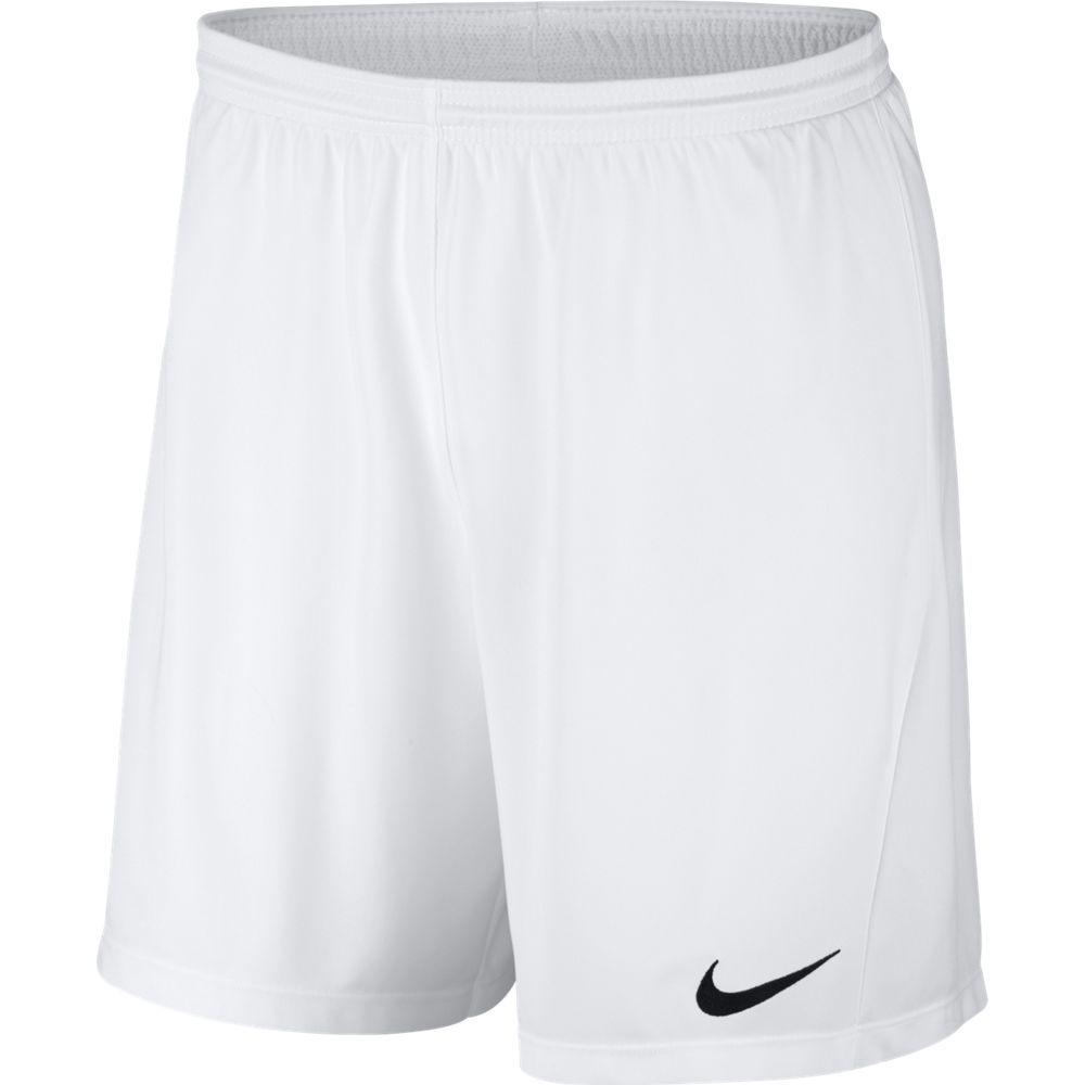 Nike Dry Park III Voetbalbroekje Wit