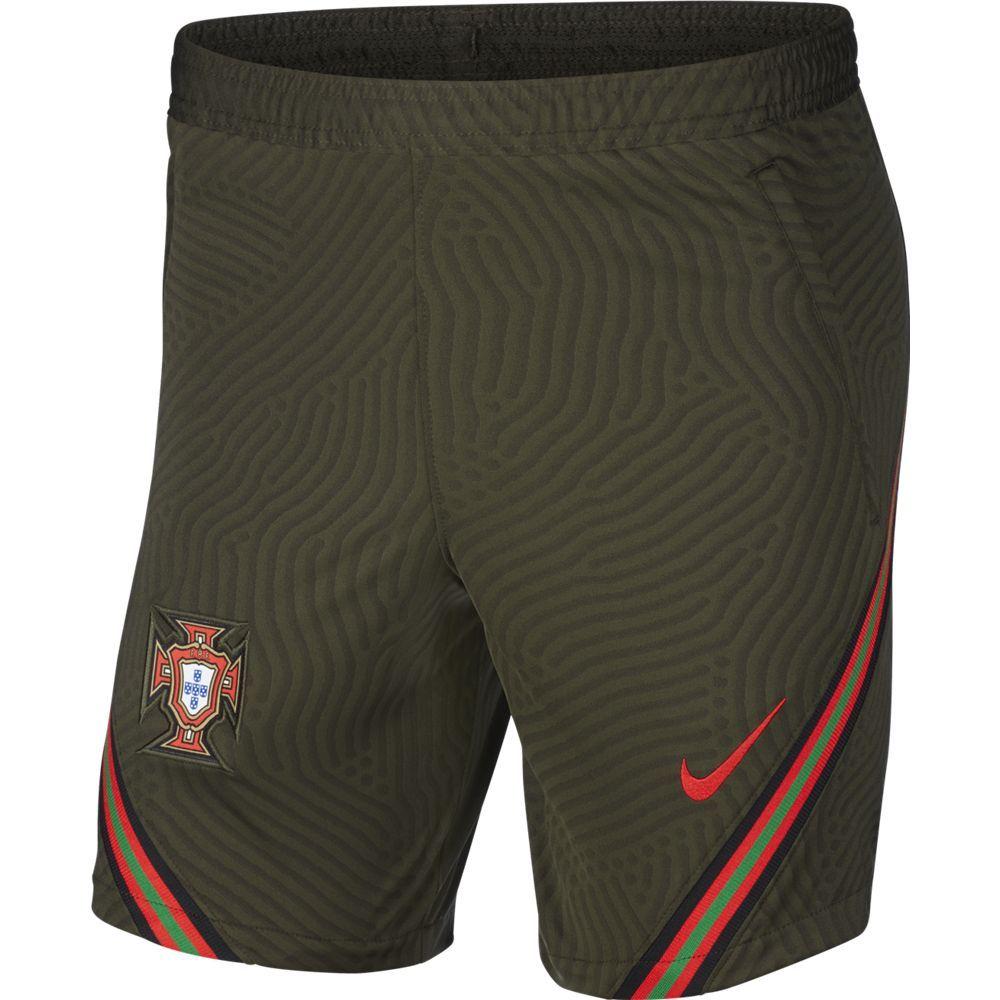 Nike Portugal Strike Trainingsbroekje KZ 2020-2022 Groen