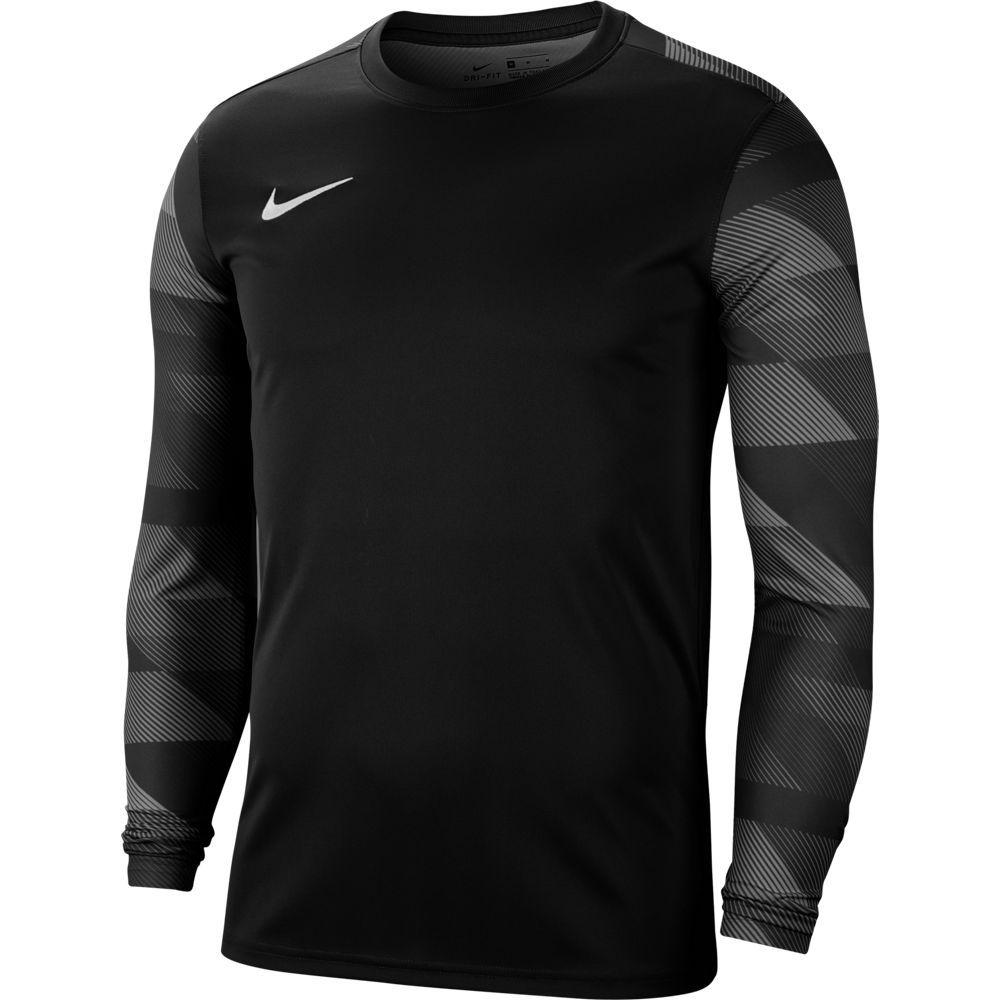 Nike DRY PARK IV Keepersshirt Lange Mouwen Zwart