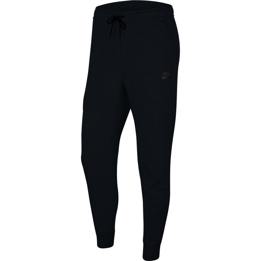 Nike Tech Fleece Jogger Trainingsbroek Zwart Zwart
