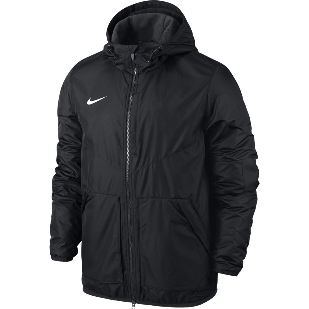 Nike Youth Team Fall Jacket Black Anthracite Kids
