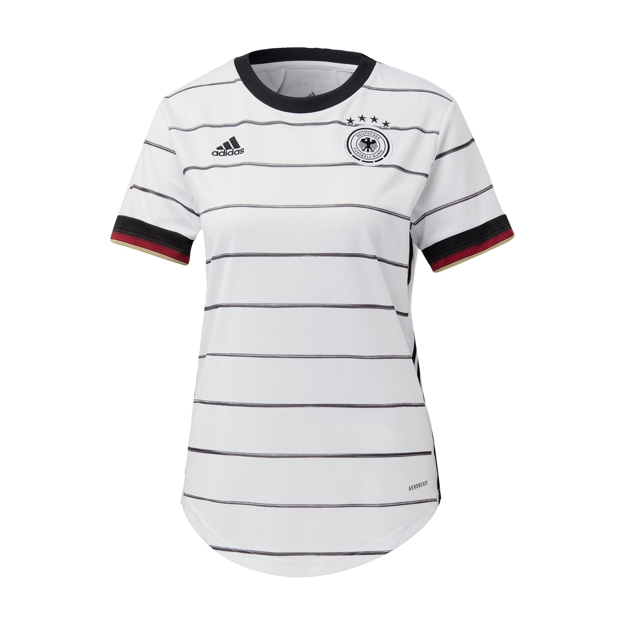 adidas Duitsland Thuisshirt 2020-2021 Dames