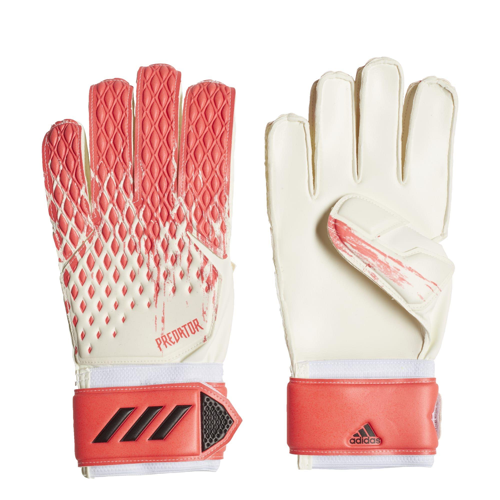 adidas PREDATOR Keepershandschoenen Match Wit Oranje