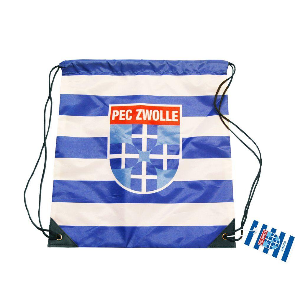 PEC Zwolle gymtasje Blauw Wit