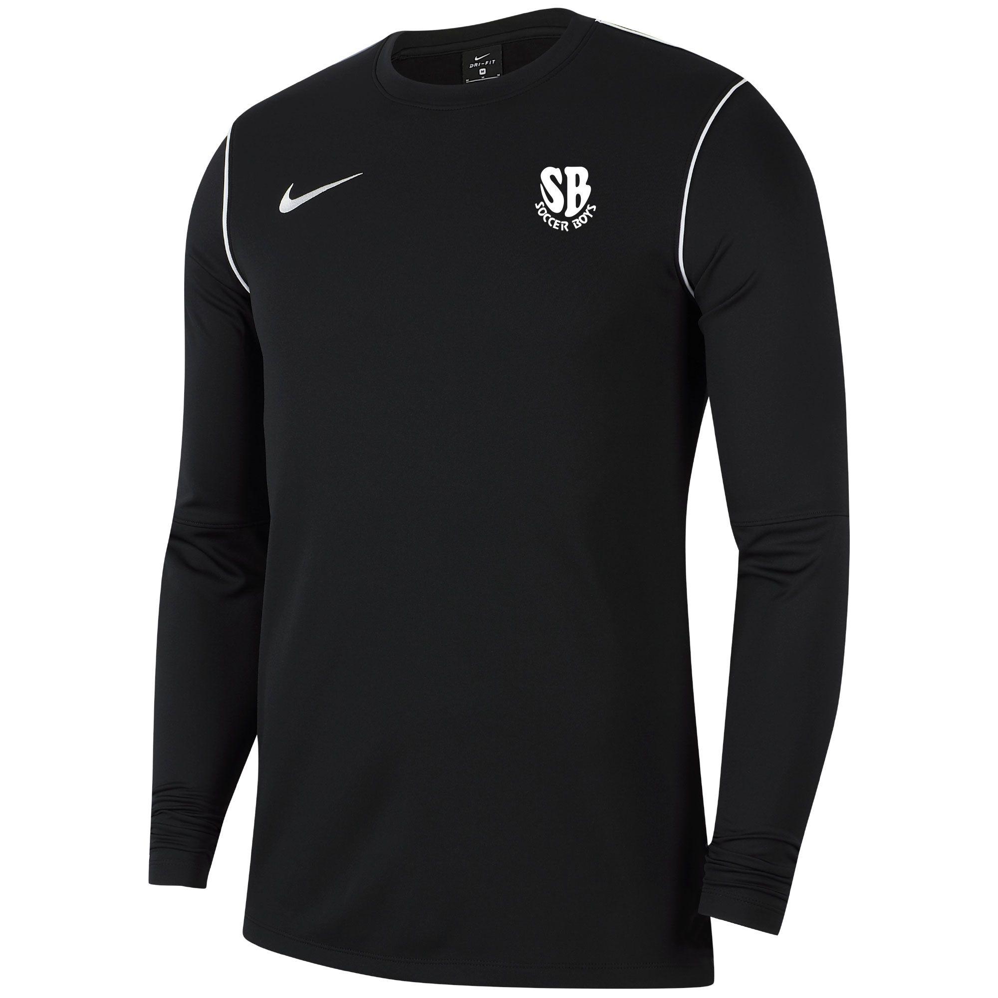 Soccer Boys Crew Trainingssweater Senior